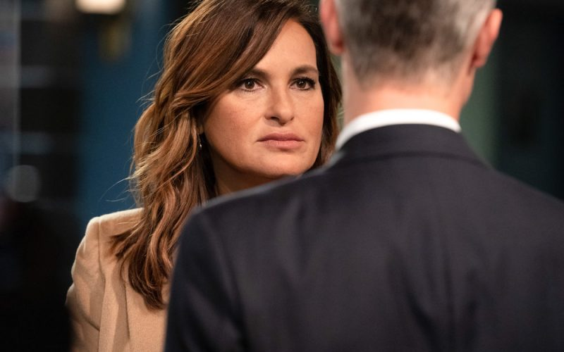 LAW AND ORDER SVU Season 22 Episode 5 Turn Me On Take Me Private