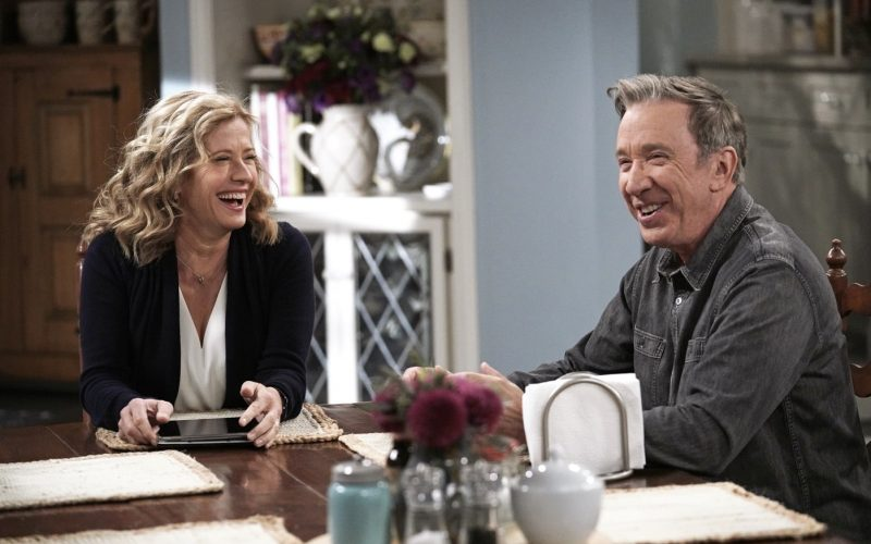 LAST MAN STANDING Season 9 Episode 3 Photos High On The Corporate Ladder