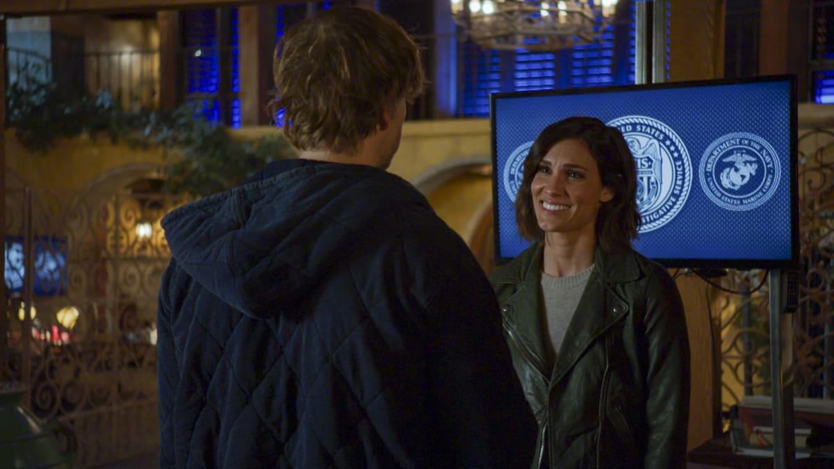 NCIS LOS ANGELES Season 12 Episode 9 A Fait Accompli