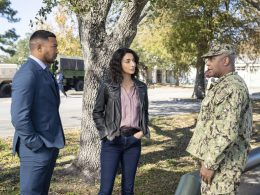 NCIS NEW ORLEANS Season 7 Episode 7 Leda and the Swan Part I