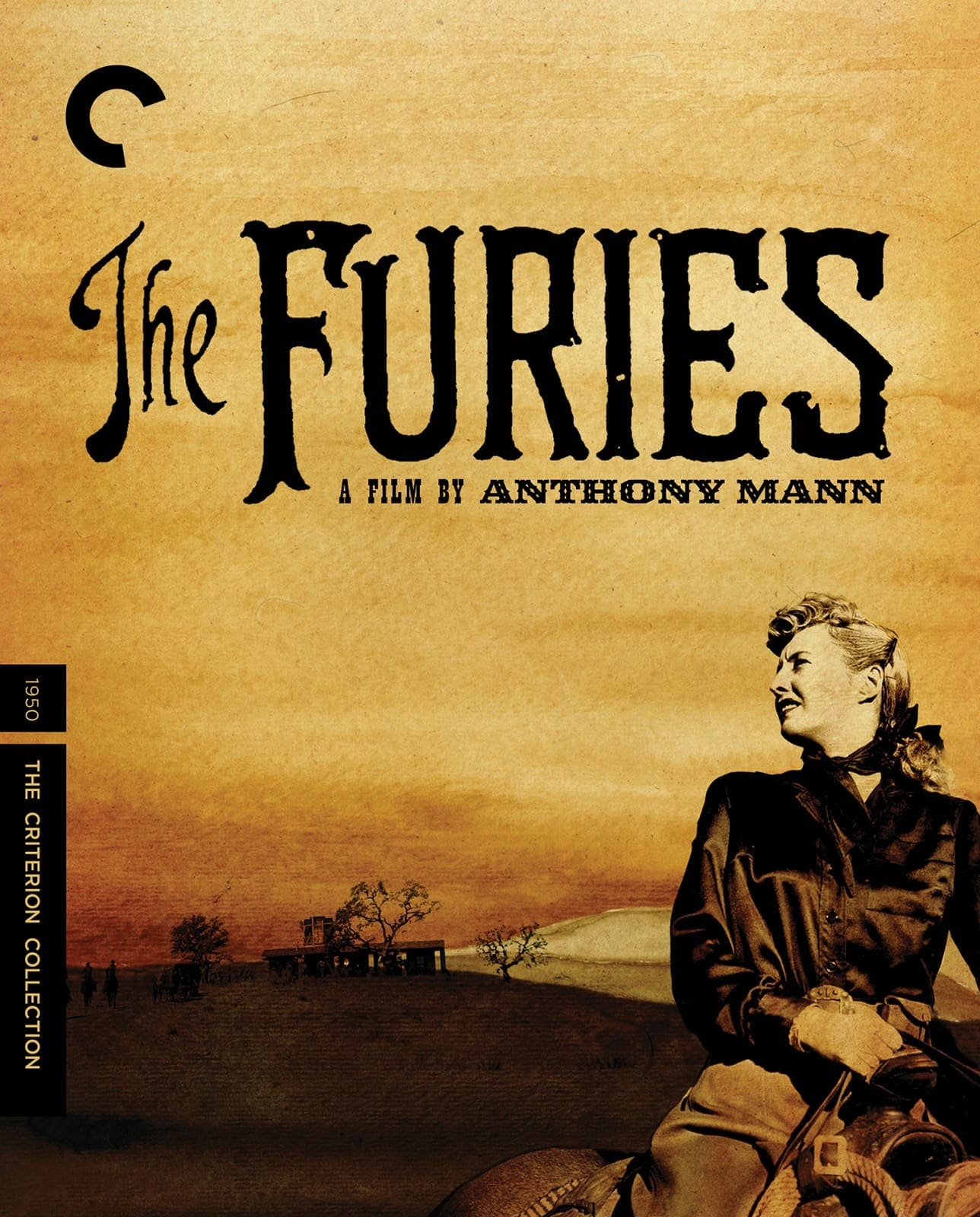 The Furies The Criterion Collection Bluray