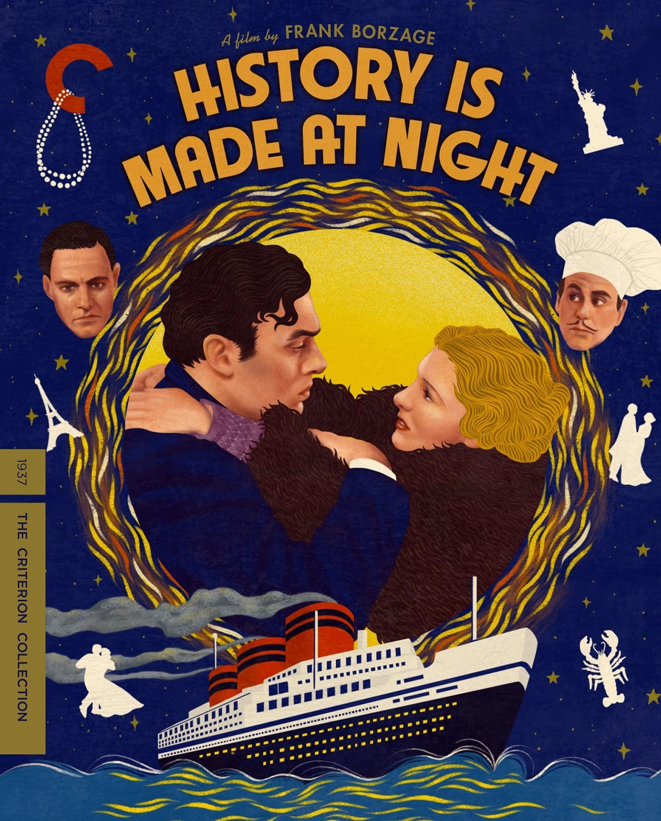History Is Made At Night The Criterion Collection Bluray