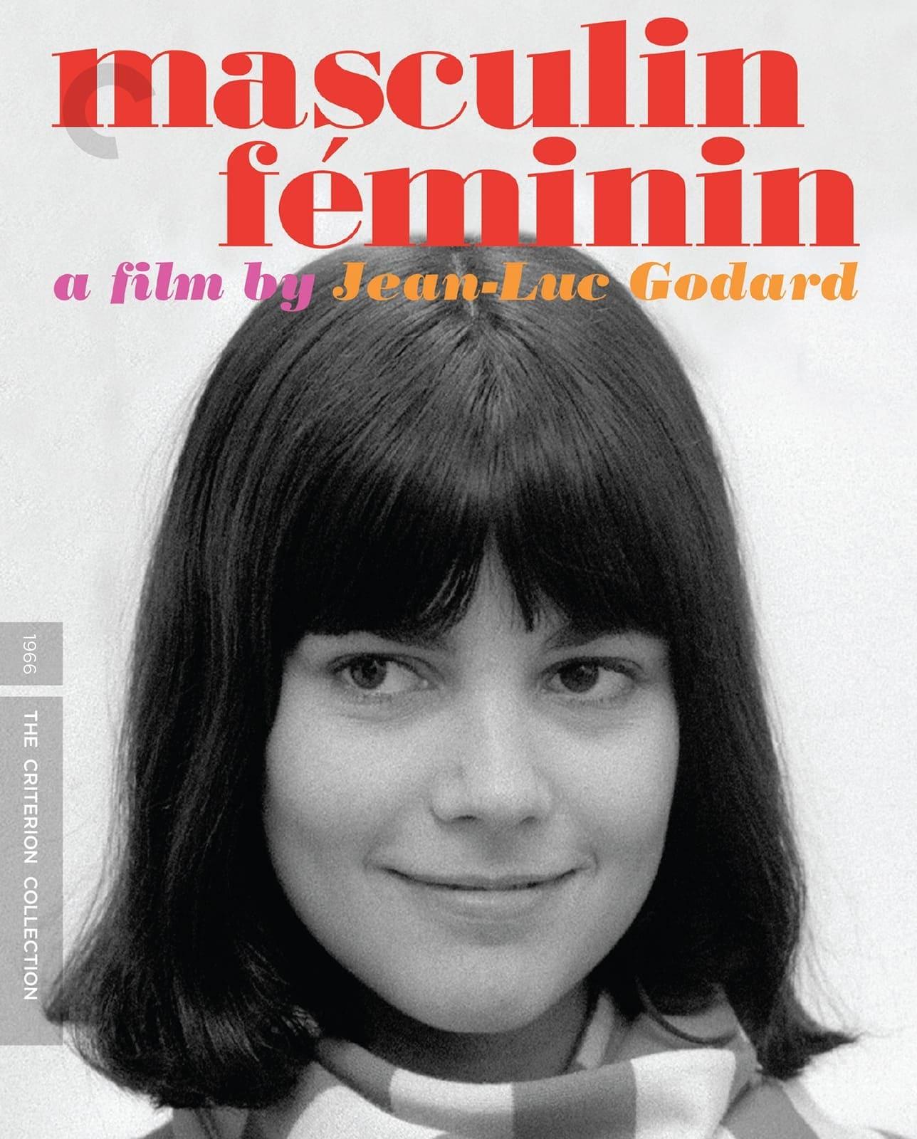 Masculin Feminin The Criterion Collection Bluray