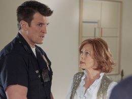 THE ROOKIE Season 3 Episode 3 La Fiera NATHAN FILLION, FRANCES FISHER