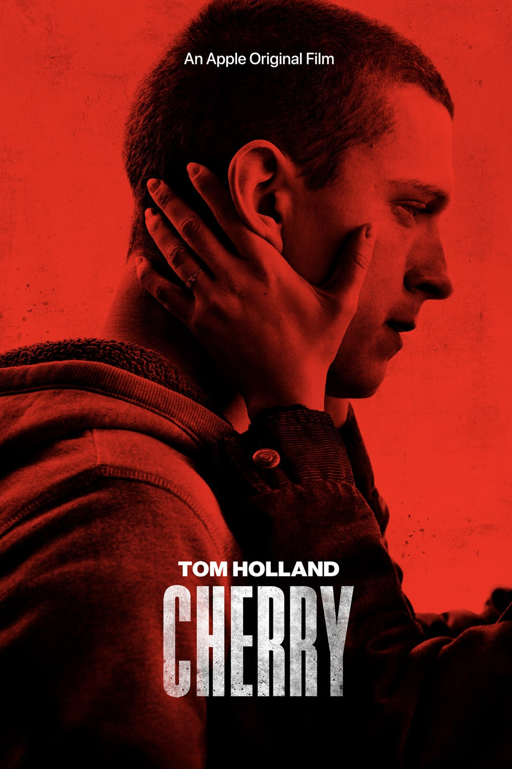 Cherry Movie Poster Apple TV+ Tom Holland