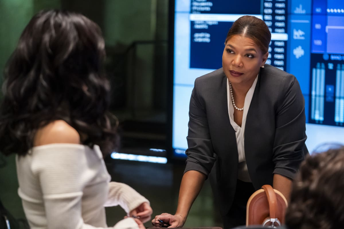 Queen Latifah as Robyn McCall The Equalizer CBS