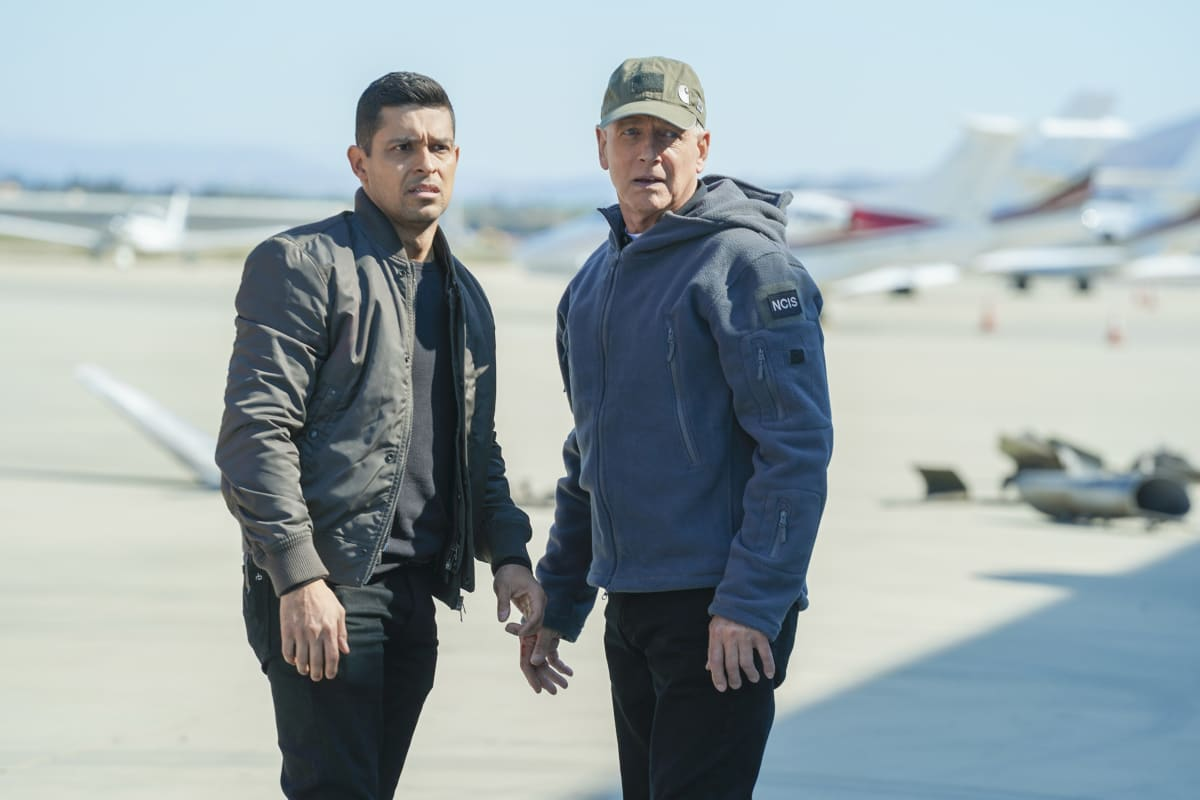 NCIS Season 18 Episode 4 Head Of The Snake