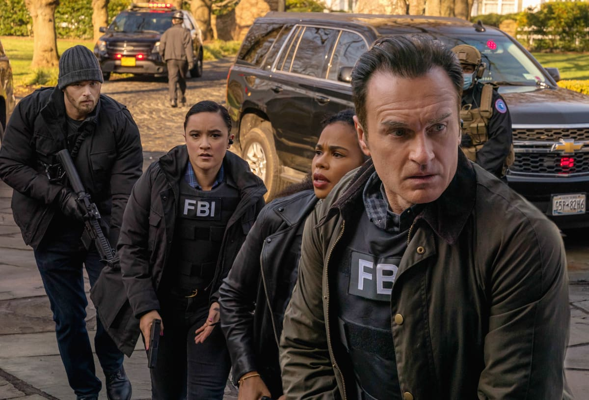 FBI MOST WANTED Season 2 Episode 4 Anonymous