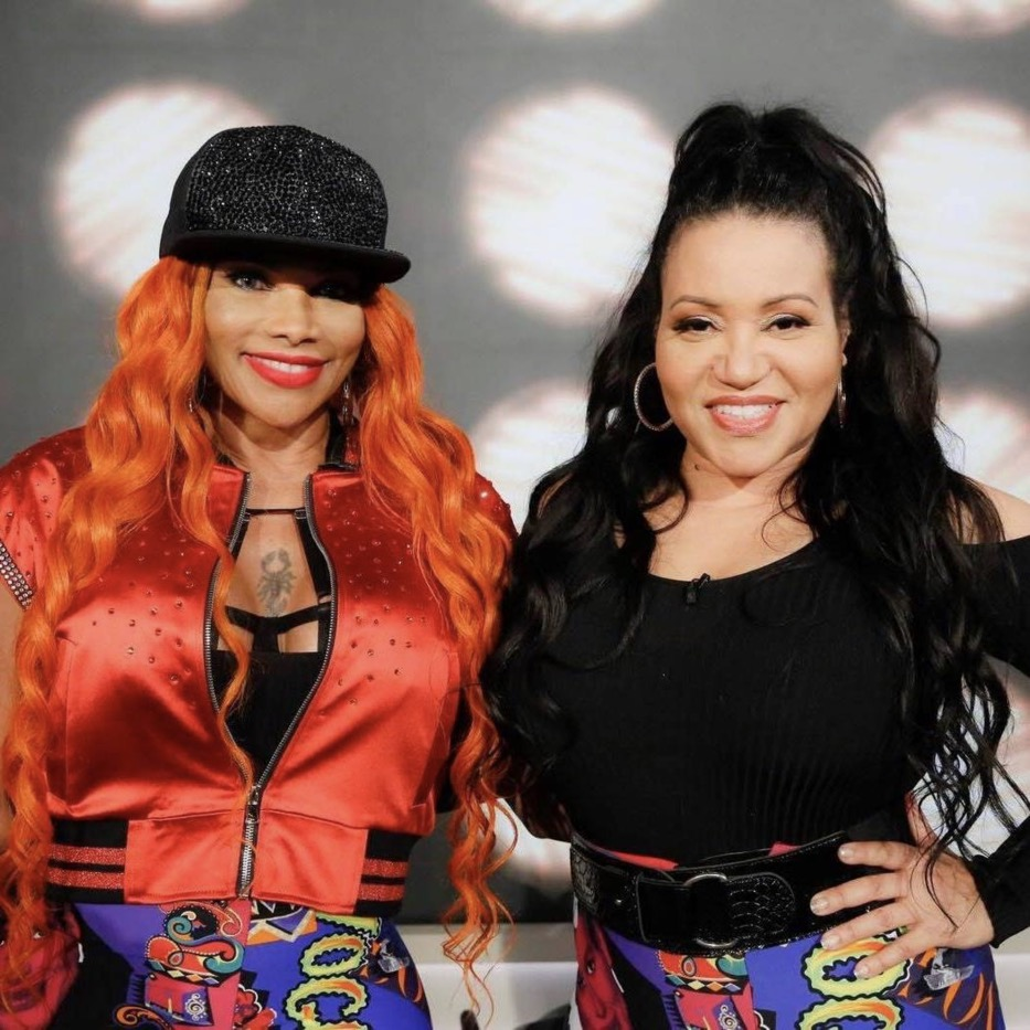 "Salt-N-Pepa Sandra ""Pepa"" Denton and Cheryl ""Salt"" James will executive produce the miniseries Salt-N-Pepa that will premiere on Lifetime. Photo by Courtesy of Lifetime Copyright 2021"