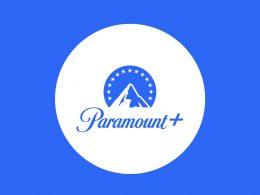 Paramount+ Plus Logo