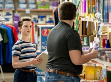 YOUNG SHELDON Season 4 Episode 6 Freshman Orientation And The Inventor Of The Zipper
