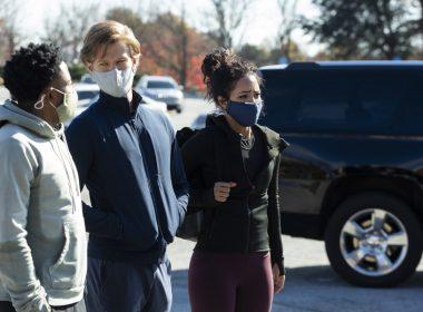 MACGYVER Season 5 Episode 6 Quarantine + N95 + Landline + Telescope + Social Distance