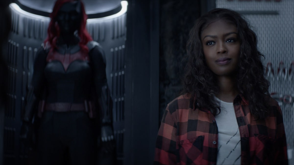 BATWOMAN Season 2 Episode 2 Prior Criminal History