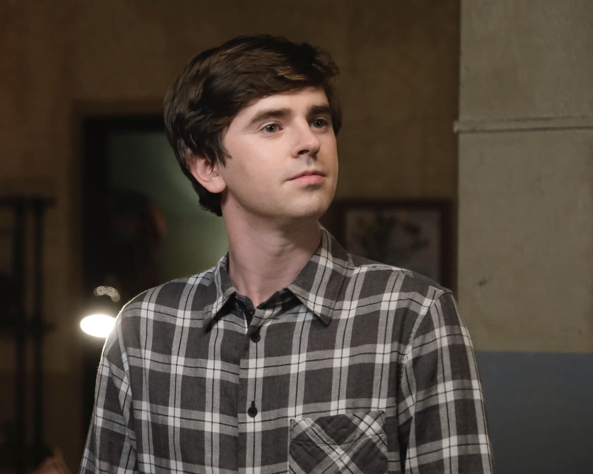 THE GOOD DOCTOR Season 4 Episode 8 Parenting FREDDIE HIGHMORE