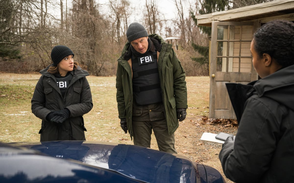 FBI MOST WANTED Season 2 Episode 5 The Line
