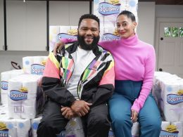 BLACK-ISH Season 7 Episode 7 Black-Out ANTHONY ANDERSON, TRACEE ELLIS ROSS