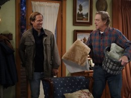 THE CONNERS Season 3 Episode 9 Promotions, Podcasts and Magic Tea NAT FAXON, JOHN GOODMAN