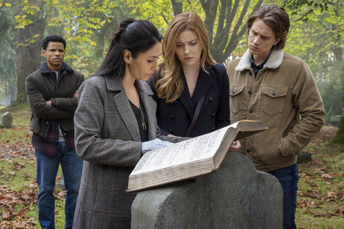 NANCY DREW Season 2 Episode 2 The Reunion of Lost Souls