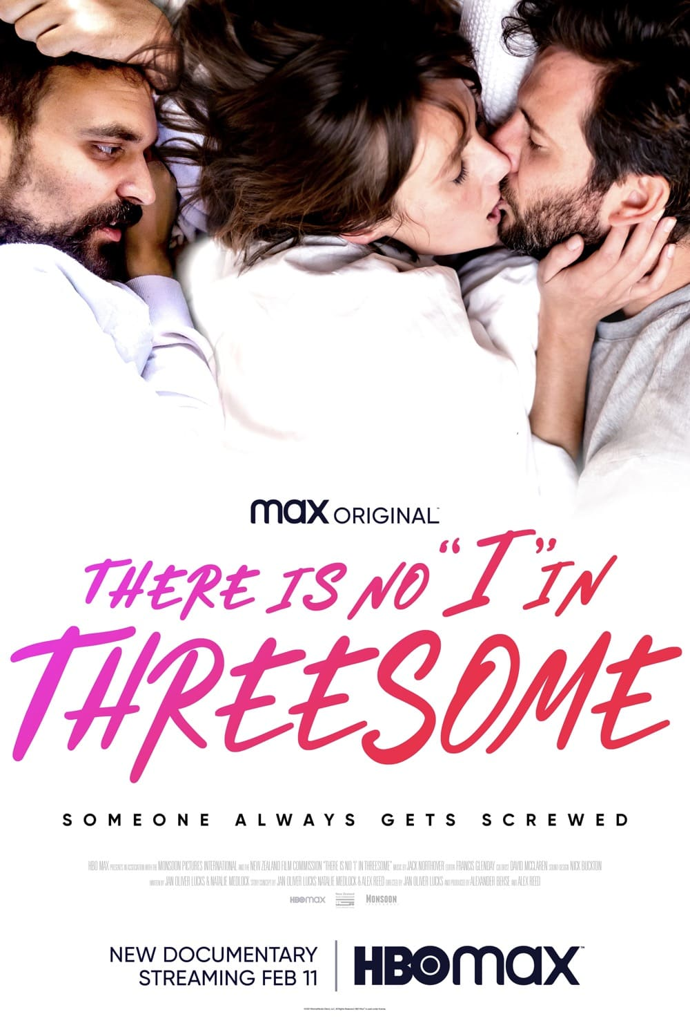THERE IS NO I IN THREESOME HBO Max Poster