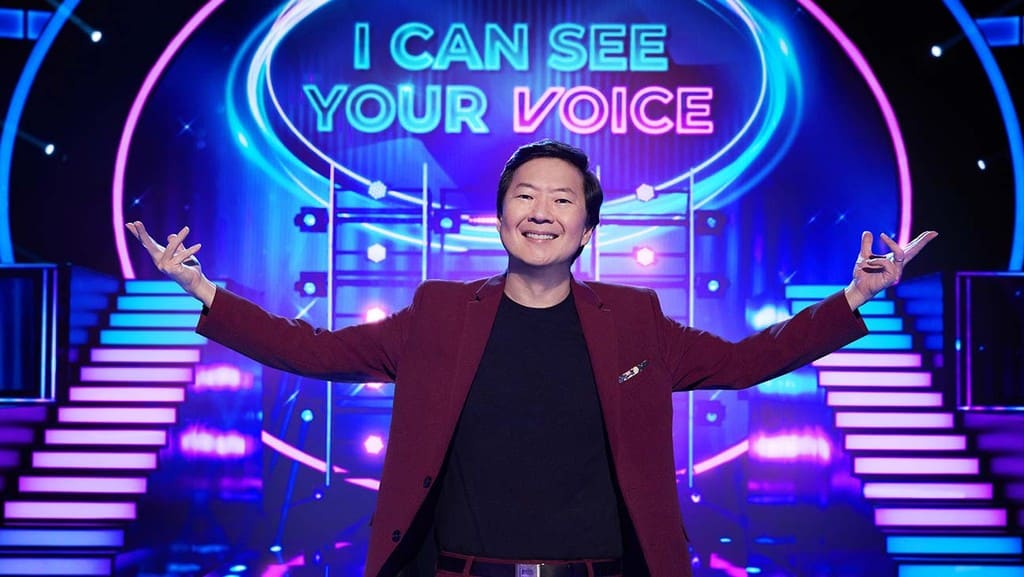 Ken Jeong I CAN SEE YOUR VOICE