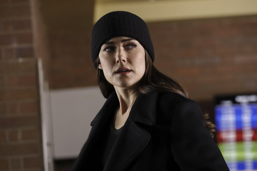 THE BLACKLIST Season 8 Episode 4 Elizabeth Keen #1