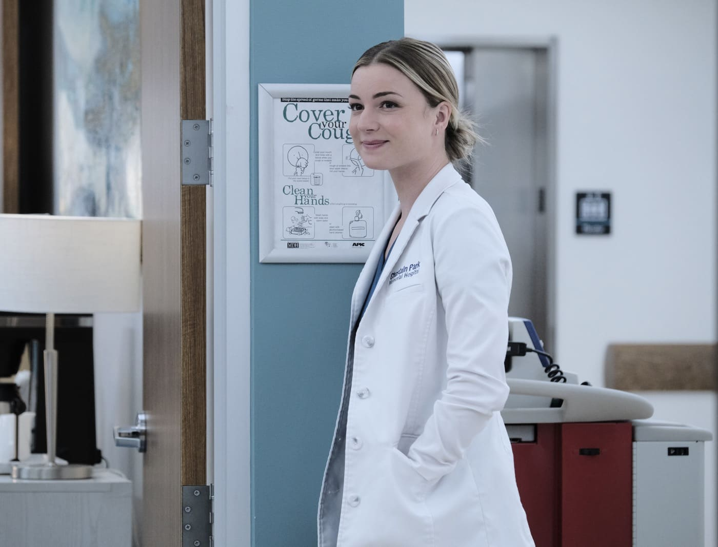 THE RESIDENT Season 4 Episode 4 Moving On And Mother Hens