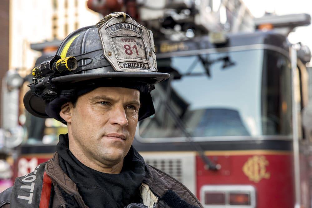 CHICAGO FIRE Season 9 Episode 5 My Lucky Day