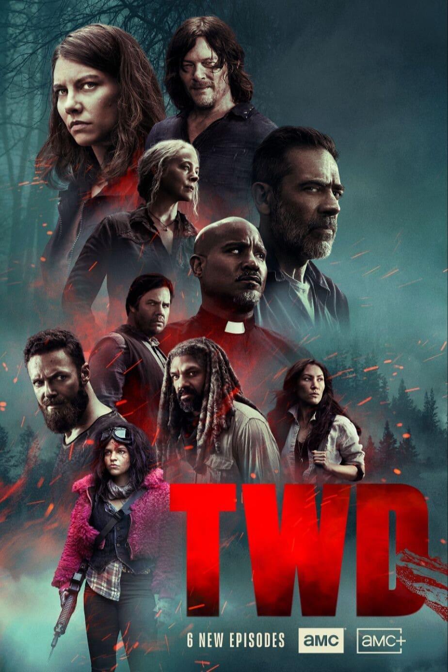 The Walking Dead Season 10 Extended Poster