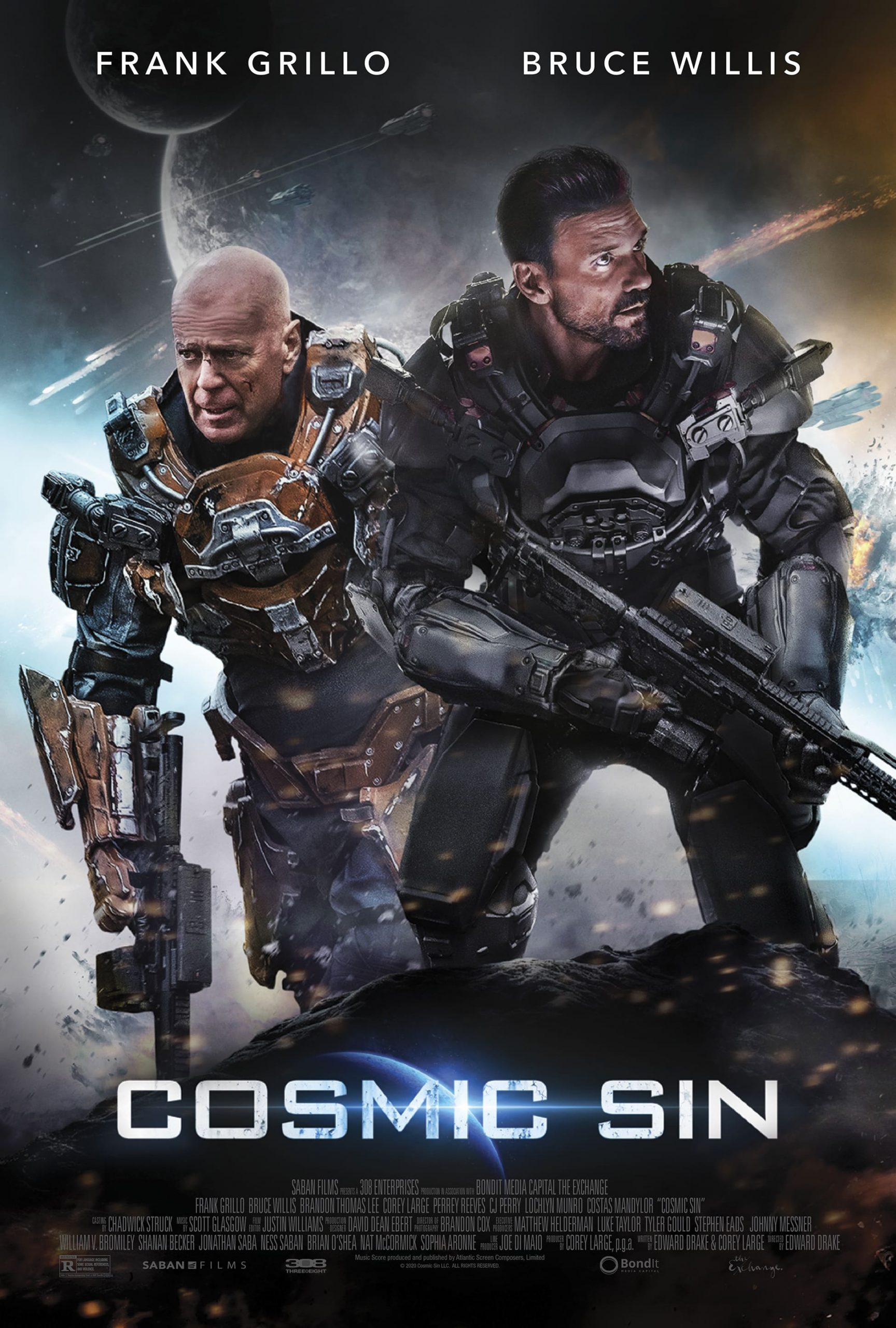 Cosmic Sin Poster