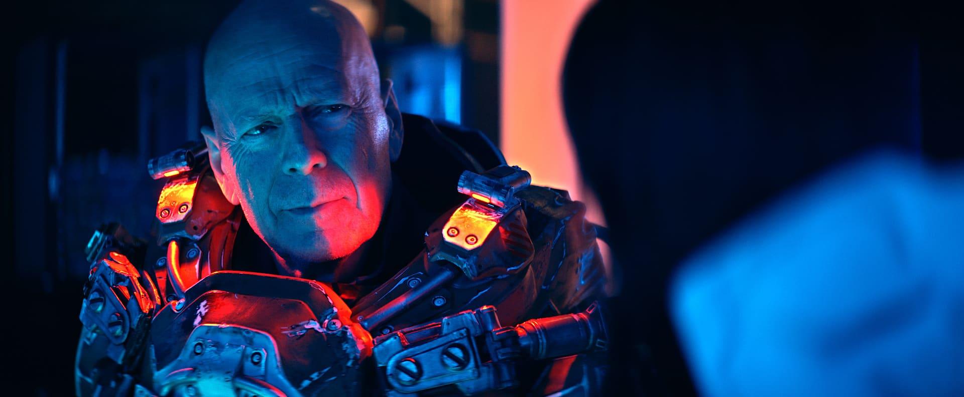 Cosmic Sin Movie Bruce Willis
