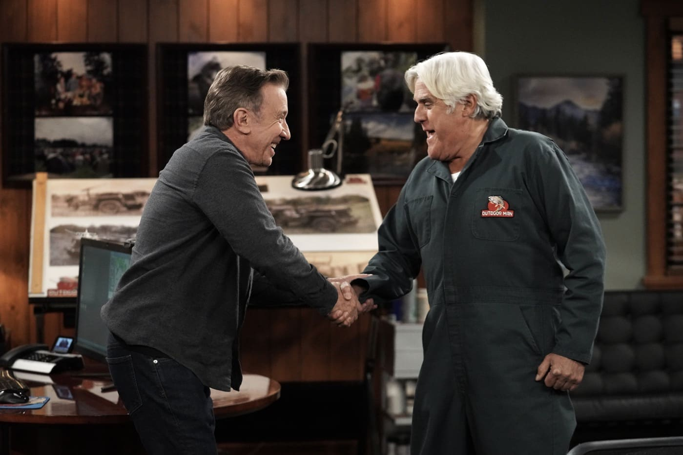 LAST MAN STANDING Season 9 Episode 6 A Fool And His Money