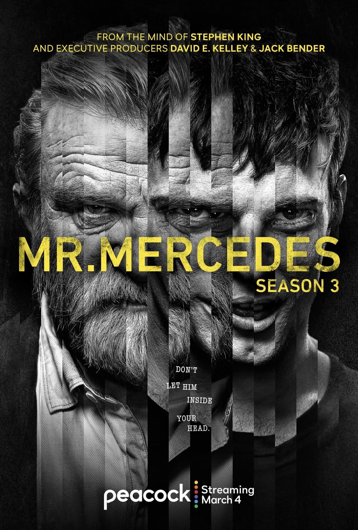 Mr Mercedes Season 3 Poster Key Art