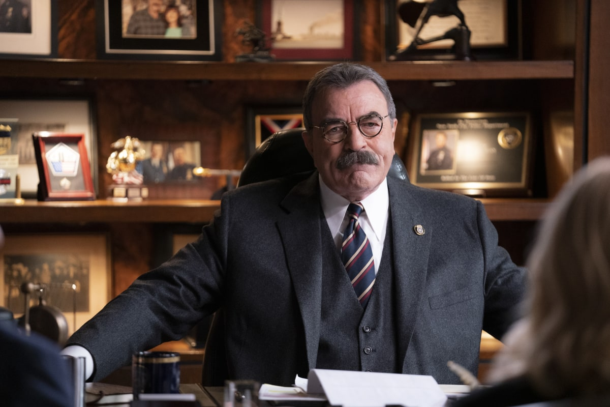 BLUE BLOODS Season 11 Episode 6 The New Normal