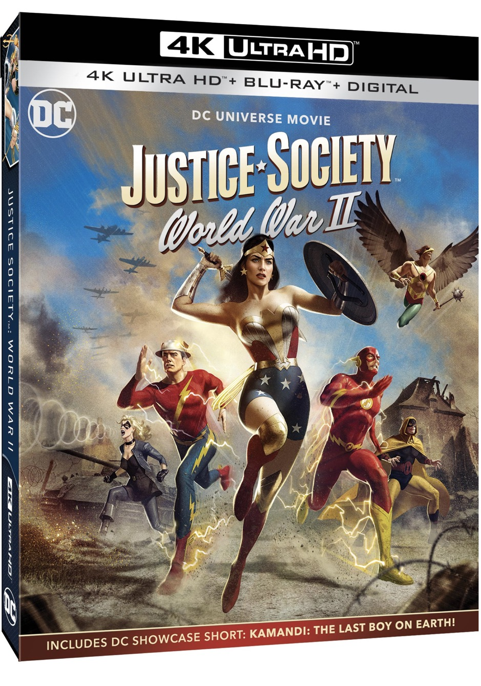 JusticeSociety WWII 1000783440 4K OSLV 3D TEMP DOM SKEW