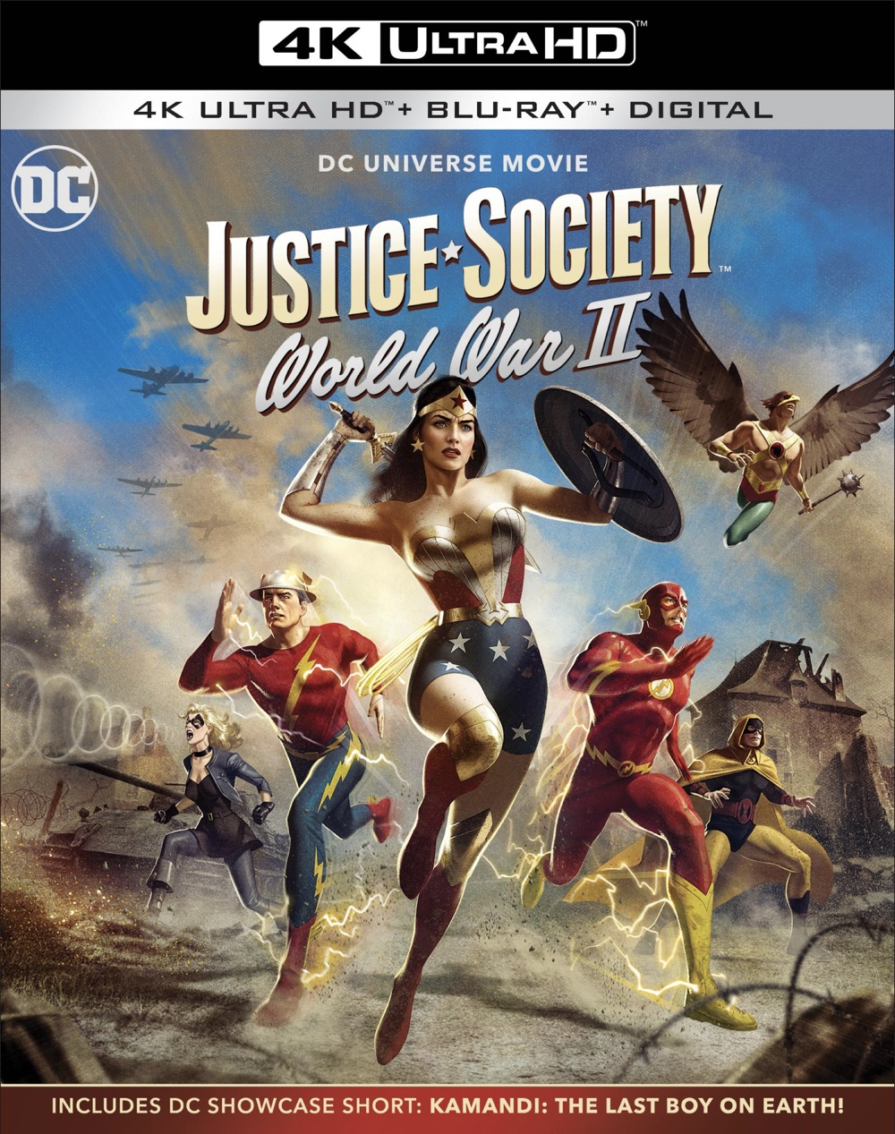 JusticeSociety WWII 1000783440 4K OSLV 2D TEMP DOM SKEW