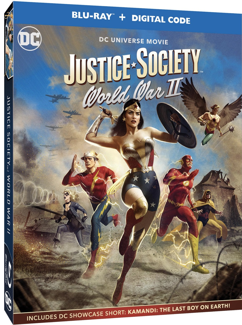 JusticeSociety WWII 1000783437 BD OSLV 3D TEMP DOM SKEW