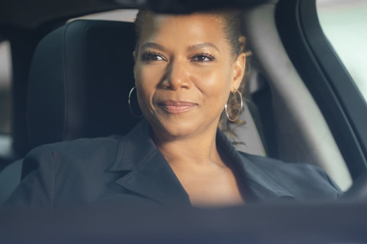 THE EQUALIZER Season 1 Episode 1 Pilot Queen Latifah as Robyn McCall
