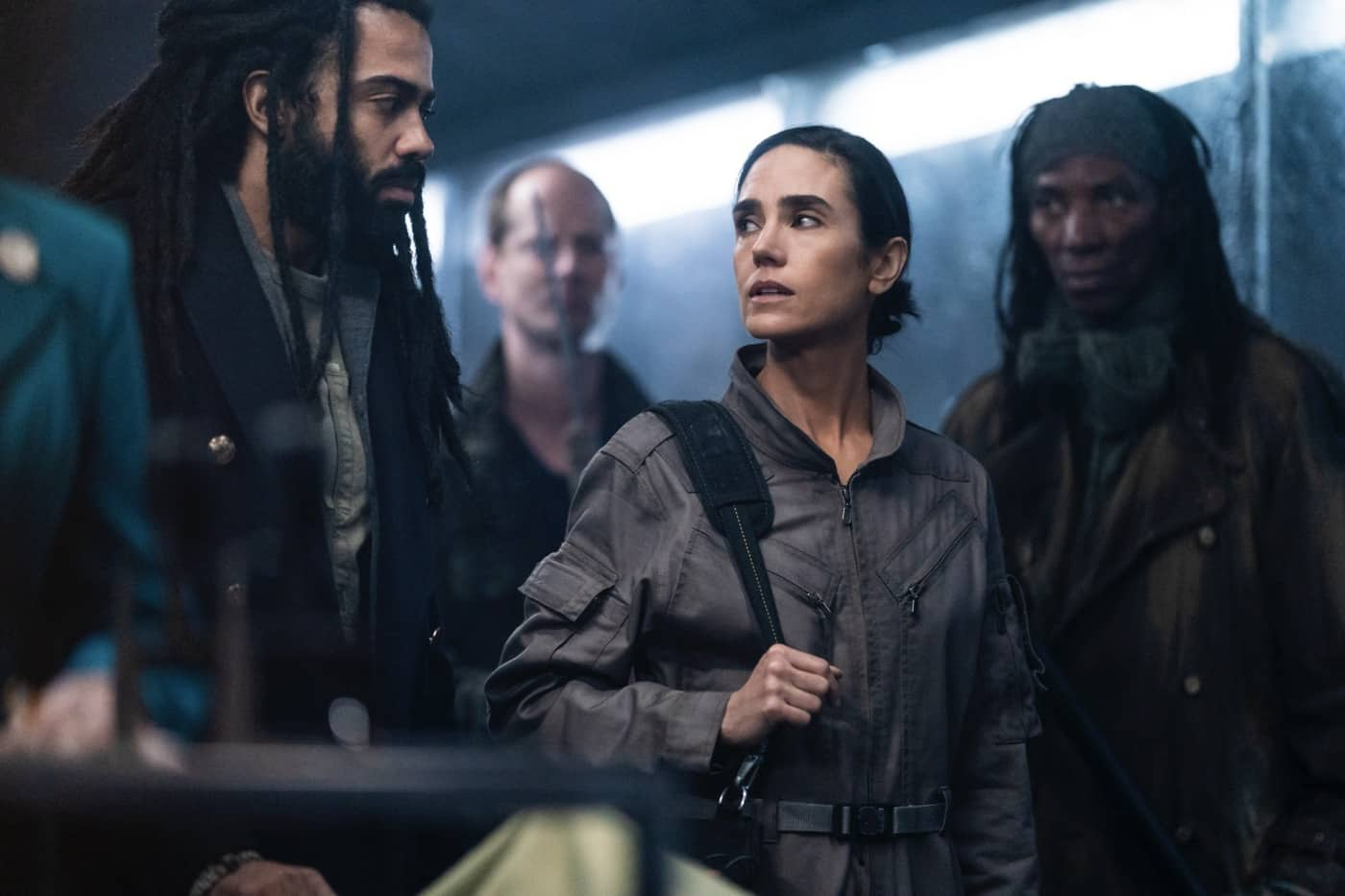 SNOWPIERCER Season 2 Episode 3 A Great Odyssey