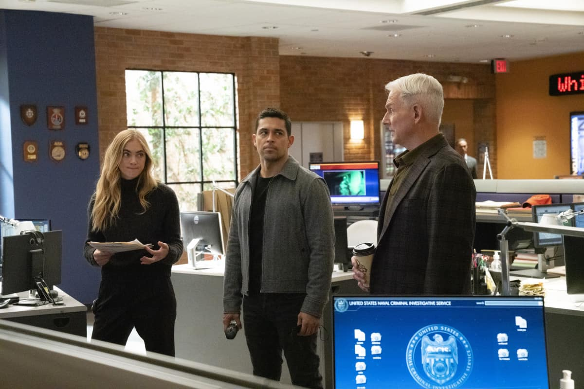 NCIS Season 18 Episode 7 The First Day