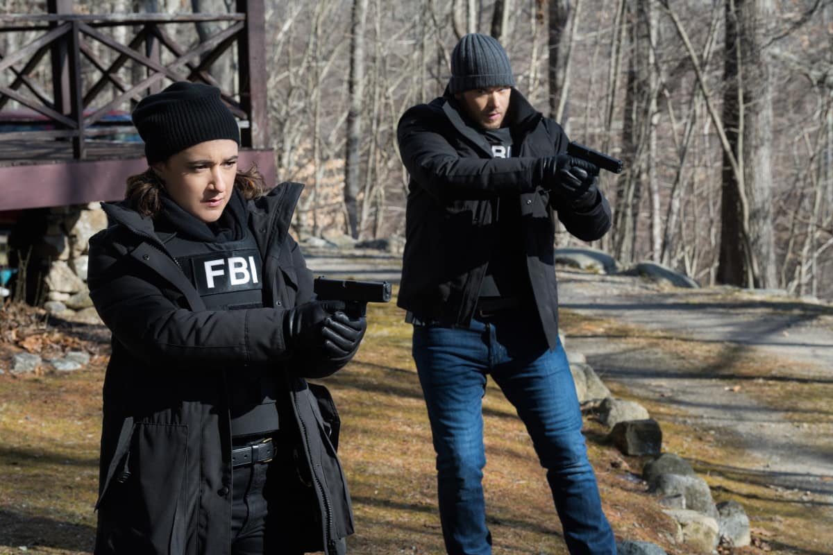 FBI MOST WANTED Season 2 Episode 6 Dysfunction