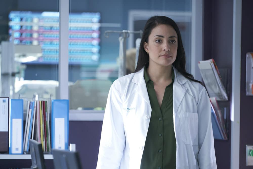 NURSES Season 1 Episode 8 Achilles Heel