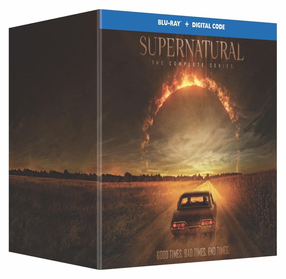 Supernatural Complete Series BD