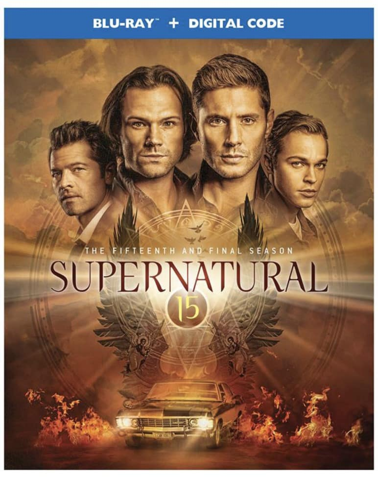 Supernatural S15 BD