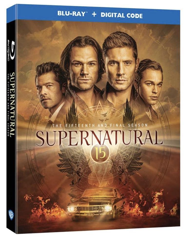 Supernatural S15 BD