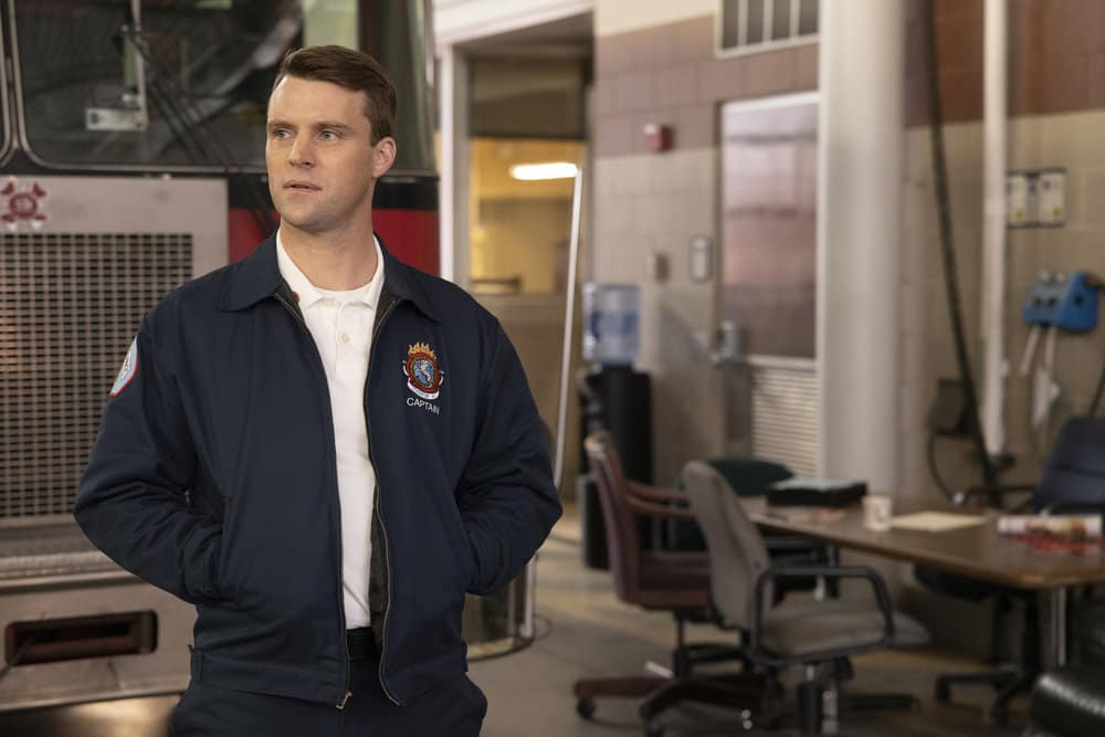 CHICAGO FIRE Season 9 Episode 6 Blow This Up Somehow