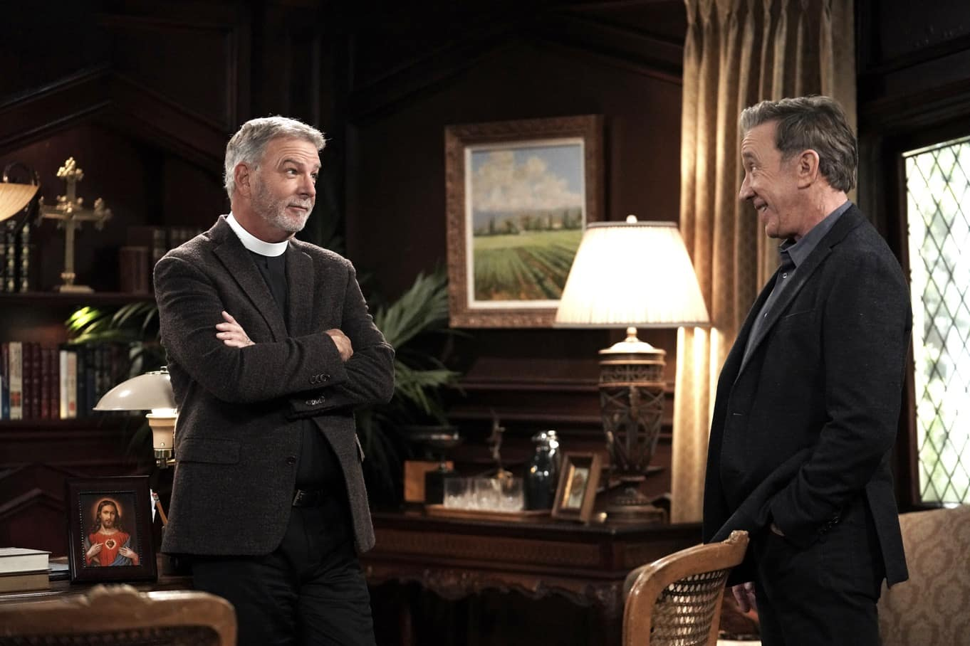 Bill Engvall On Last Man Standing