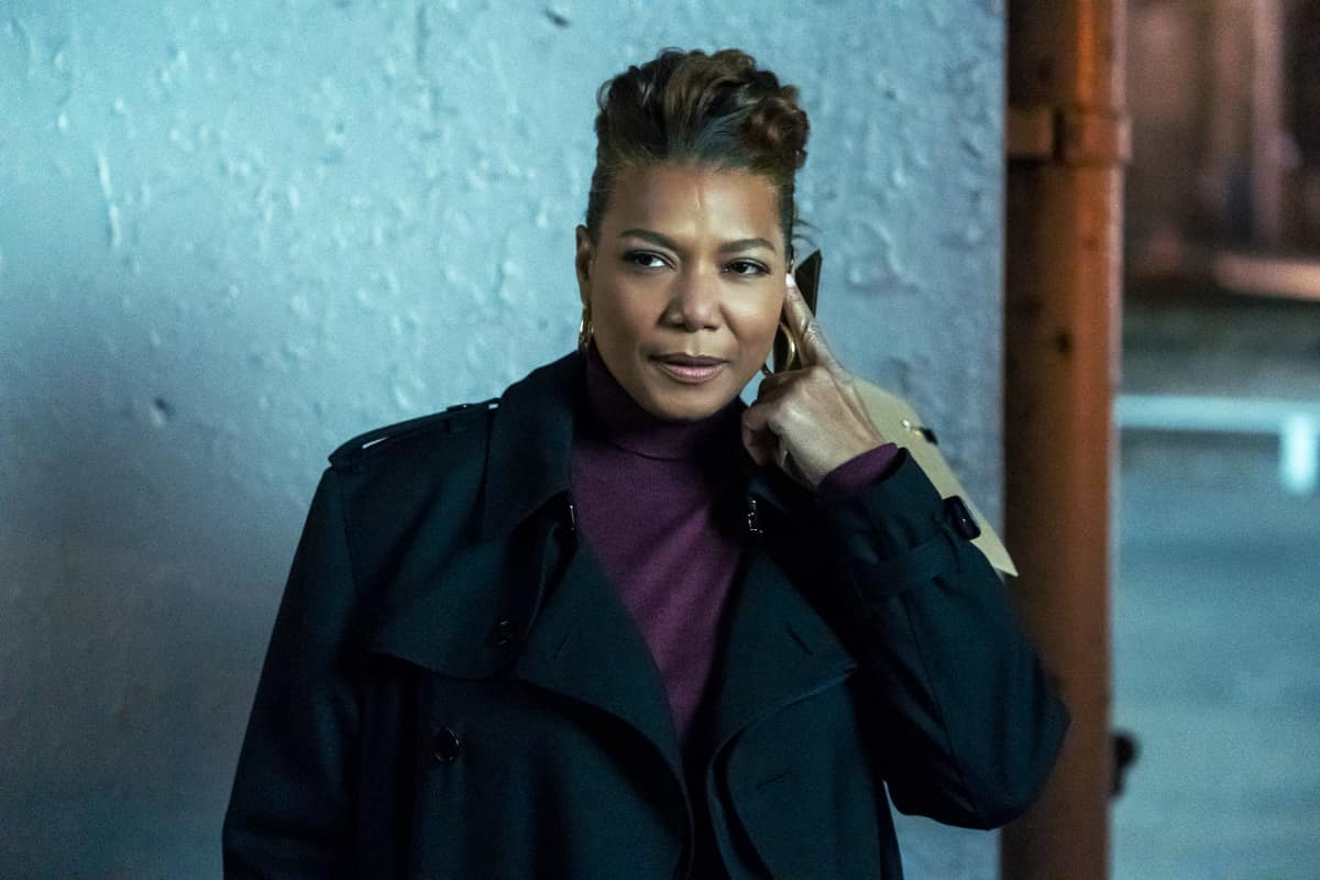 """The Equalizer Season 1 Episode 2 """"Glory"""" Queen Latifah as Robyn McCall"""