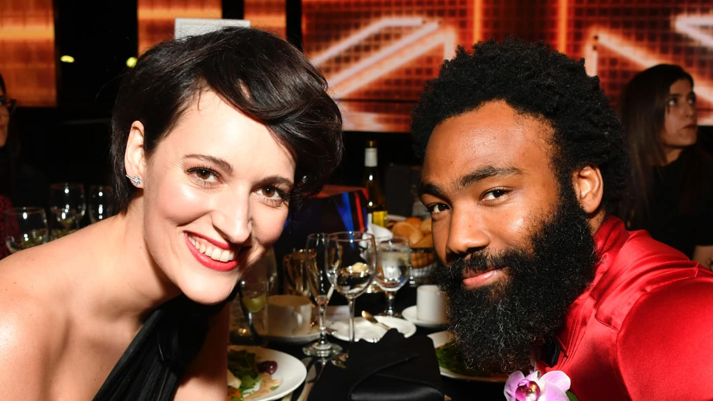 Phoebe Waller-Bridge and Donald Glover Mr And Mrs Smith