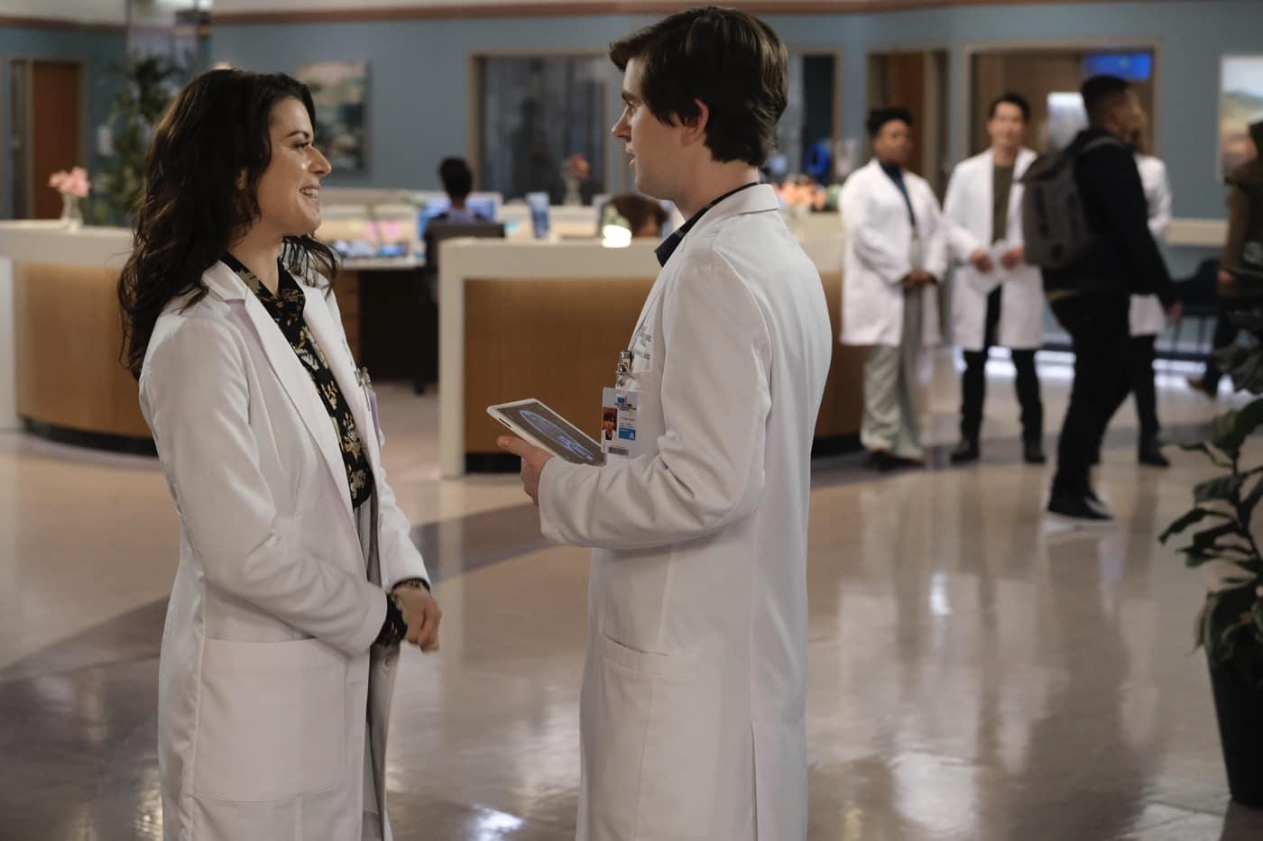 THE GOOD DOCTOR Season 4 Episode 9 Photos Irresponsible Salad Bar Practices