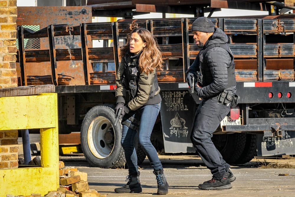CHICAGO PD Season 8 Episode 7 Photos Instinct